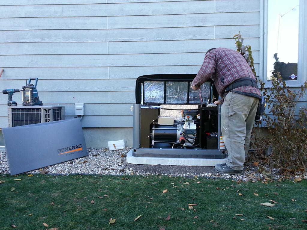 Automatic Generator Ottawa